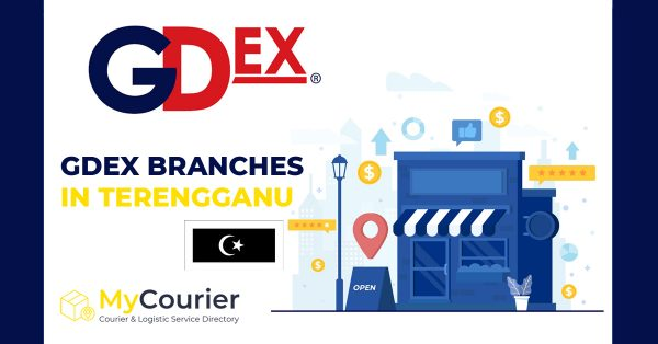 Gdex Terengganu Branches - MyCourier - Malaysia Courier